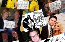 Live Caricatures 1