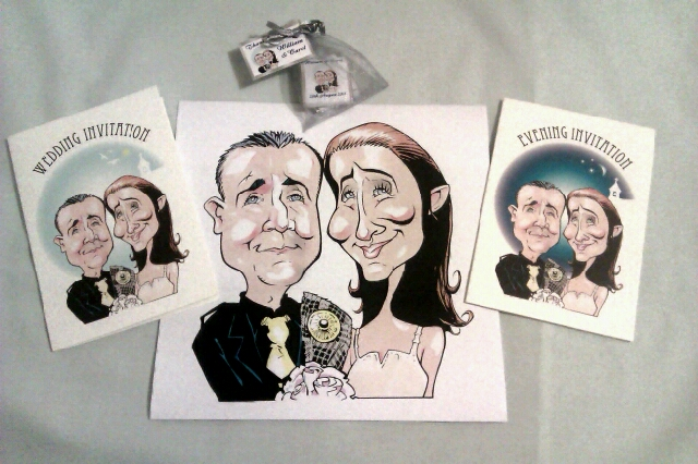 Wedding Gifts Glasgow: Wedding Invitations & Favours