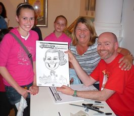 Live Caricatures 4