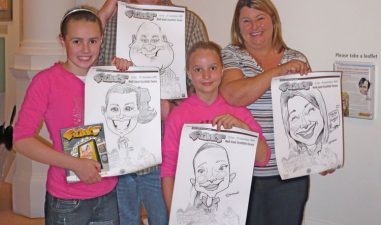 Live Caricatures 5