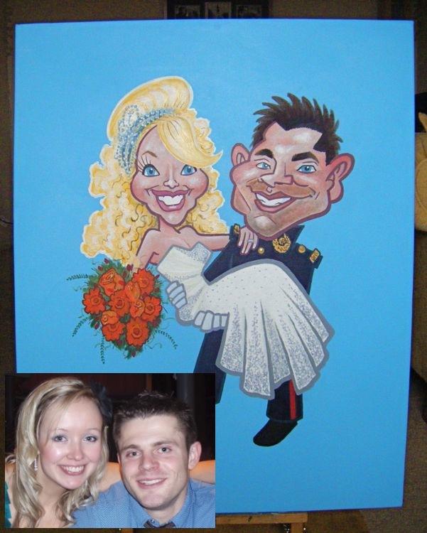 Wedding Canvas 1
