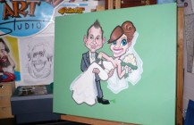 Wedding Canvas 3