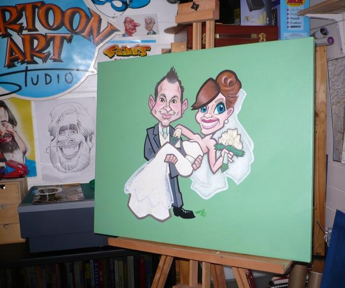 Wedding Canvas 3
