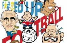 Football Book Concept