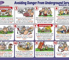 Health & Safety Strip