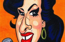 Fizzers: Amy Winehouse