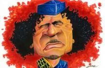 Fizzers: Muamar Gaddafi