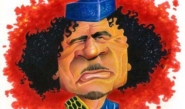 Muamar Gaddafi