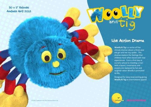 Woolly final