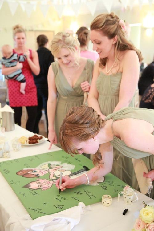 Wedding Canvas 4
