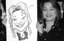 Live Caricatures 7