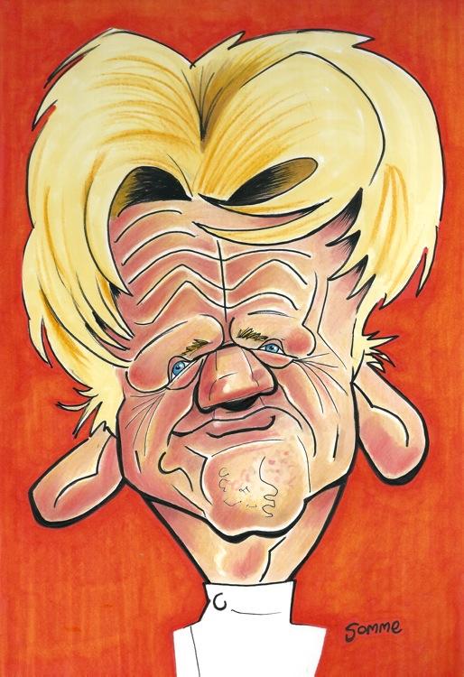 Fizzers Gordon Ramsay