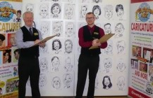 Live Caricatures 10