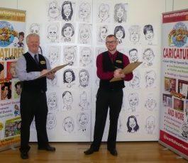 Live Caricature 10