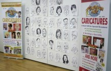 Live Caricatures 9