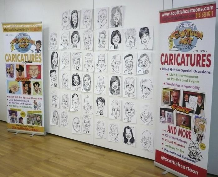 Live Caricature 9