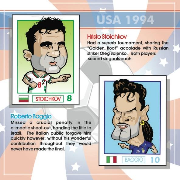 Stoichkov Baggio