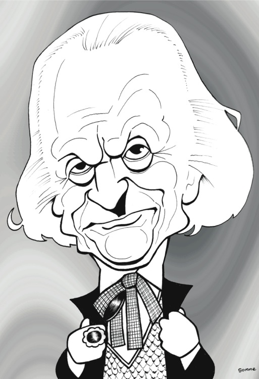 First Doctor, William Hartnell
