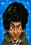 Second Doctor, Patrick Troughton