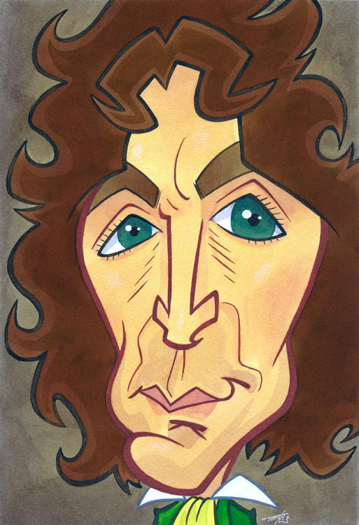 Eighth Doctor, Paul McGann