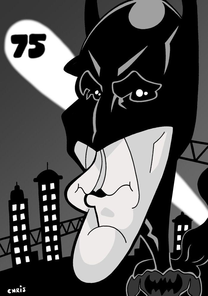 Batman 75 Chris