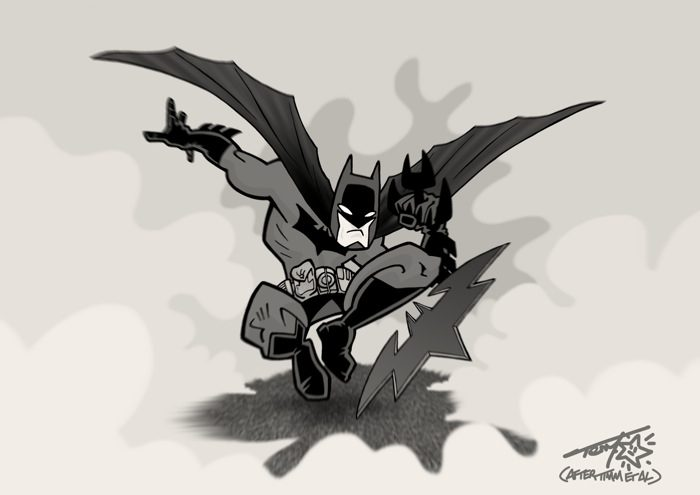 Batman 75 Terry