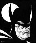 Batman 75 Gray