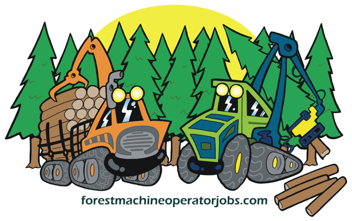 Forestry Machine Operators Jobs logo