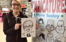 Live Caricatures 13
