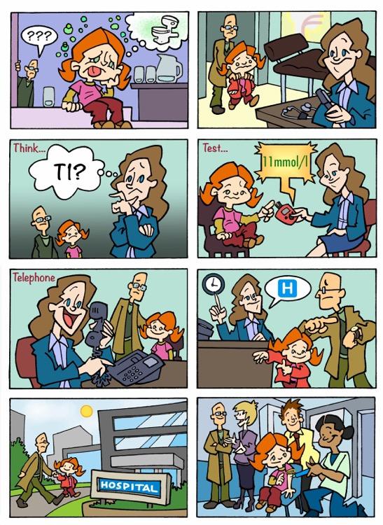 Paediatrics Strip