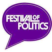 Festival of Poltics logo