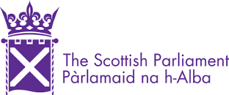 Scottish Parliament banner