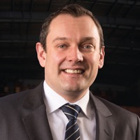 Andrew Neilson, Weir Group Director of Strategy and Corporate Affairs