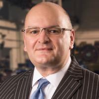 Jon Stanton, Weir Group Finance Director
