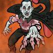 Gorbals Vampire – Halloween 2016