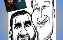 Live Caricatures 20