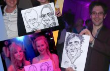 Live Caricatures 2