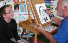 Live Caricatures 6