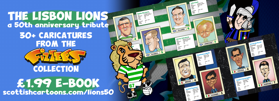 The Lisbon Lions – a 50th anniversary tribute